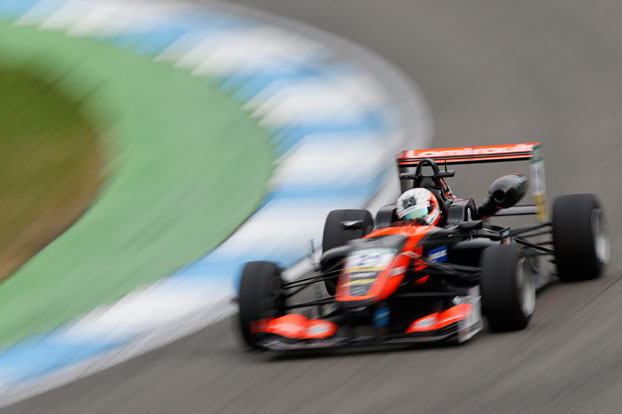Anthoine Hubert - Circuit d'Hockenheim - FIA F3 2016