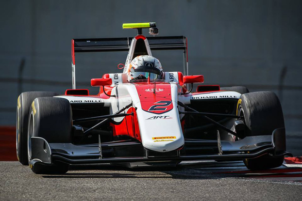 Anthoine Hubert - Chammiponnat GP3 Series - 2017