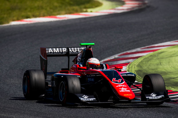 Anthoine Hubert - Chammiponnat GP3 Series - 2017 - Barcelone