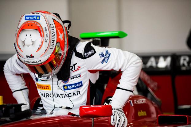 Anthoine Hubert - Chammiponnat GP3 Series - 2017 - Barcelone