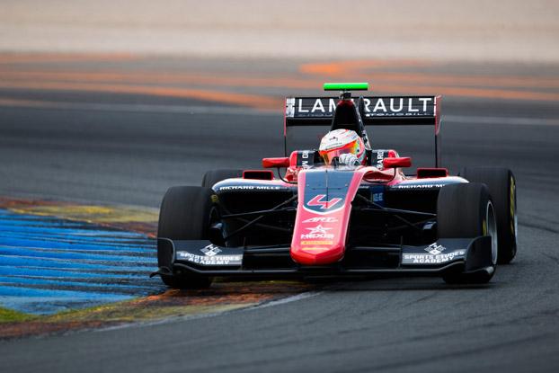 Anthoine Hubert - Chammiponnat GP3 Series - 2017 - Essais Valencia