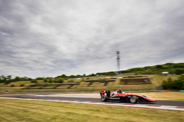Anthoine Hubert - Chammiponnat GP3 Series - 2017 - Hungaroring