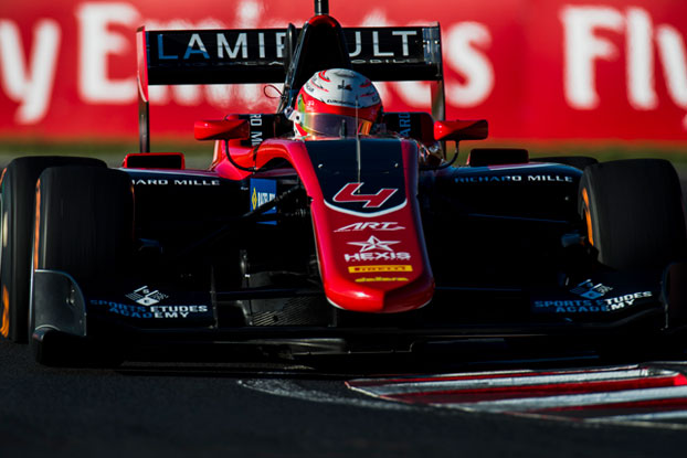 Anthoine Hubert - Chammiponnat GP3 Series - 2017 - Hungaroging