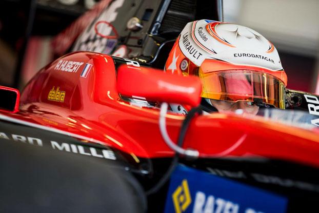 Anthoine Hubert - Chammiponnat GP3 Series - 2017 - Autriche