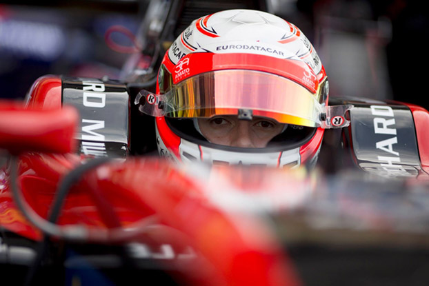 Anthoine Hubert - Chammiponnat GP3 Series - 2017 - Anniversaire