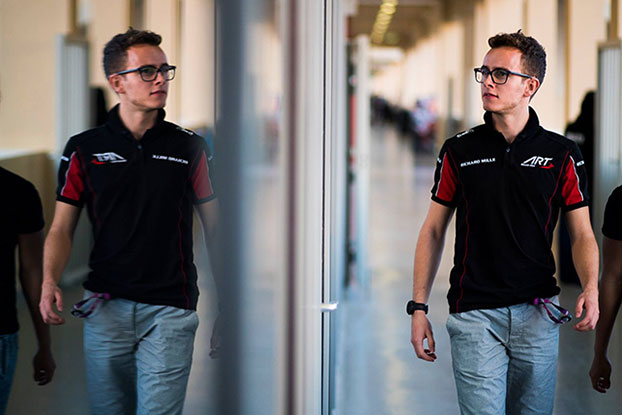 Anthoine Hubert - Chammiponnat GP3 Series - Programme 2018