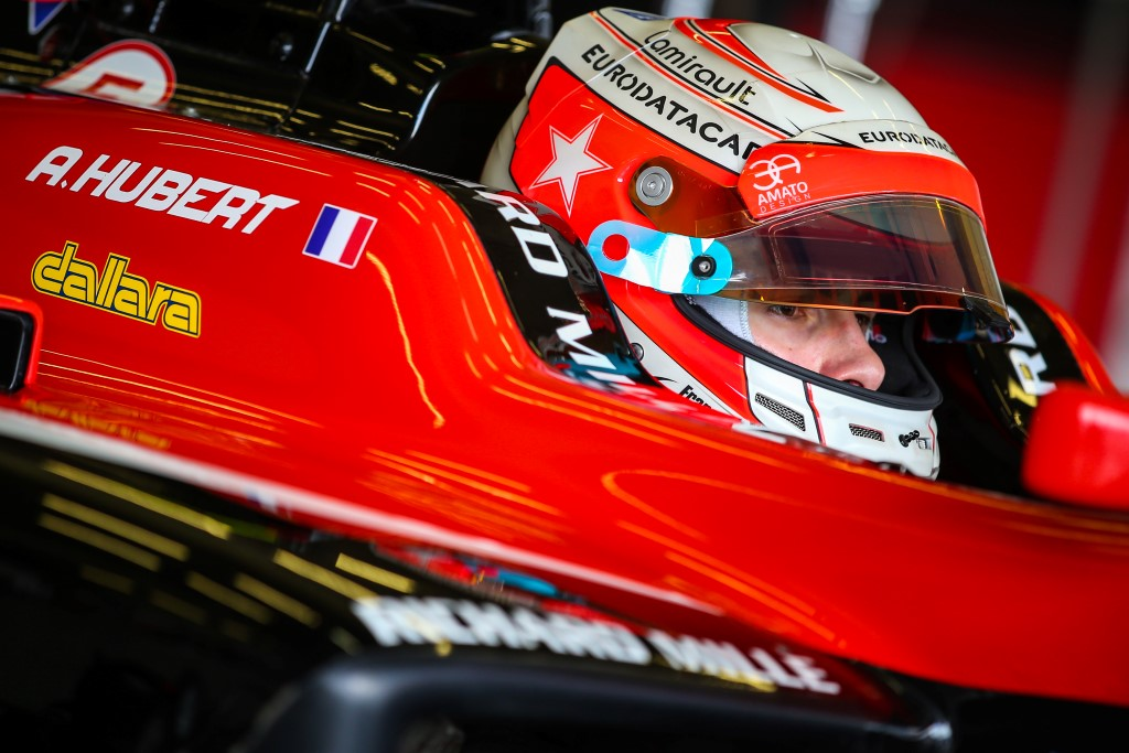 Anthoine validates his leadership in Jerez