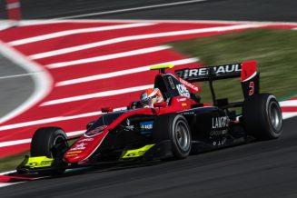 GP3-Barcelone 2018
